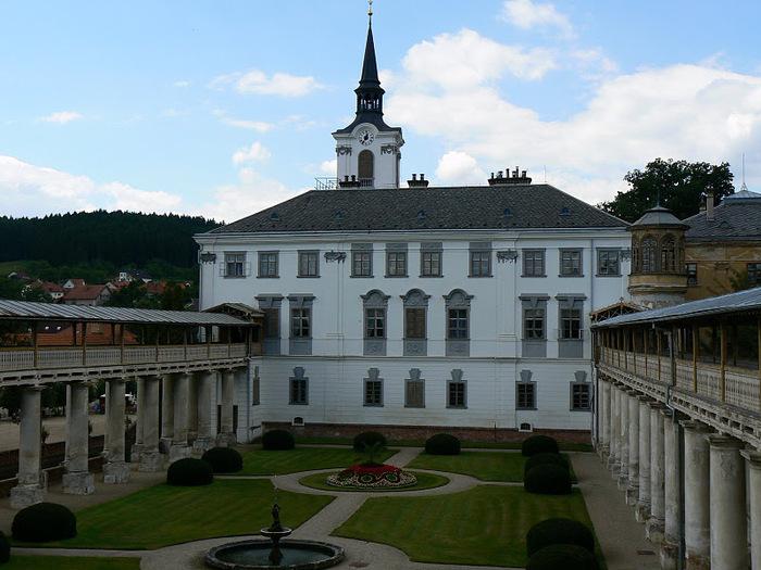 Замок Лысице (Lysice) 71346