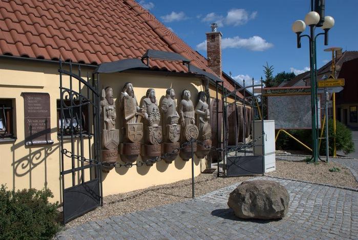 Замок Лысице (Lysice) 83678