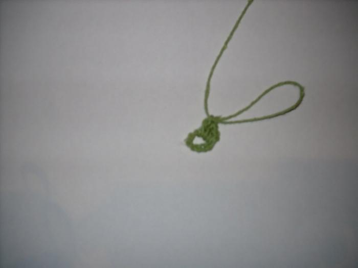 """钩针教程:""""蜗牛""""模式    (大师班) - maomao - 我随心动"""