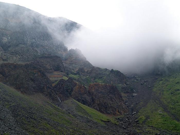Чанбайшань – биосферный заповедник Китая 25172