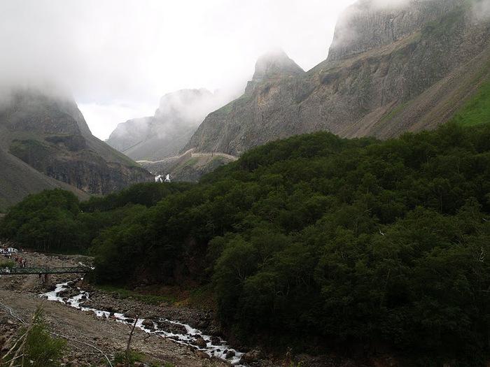 Чанбайшань – биосферный заповедник Китая 12932