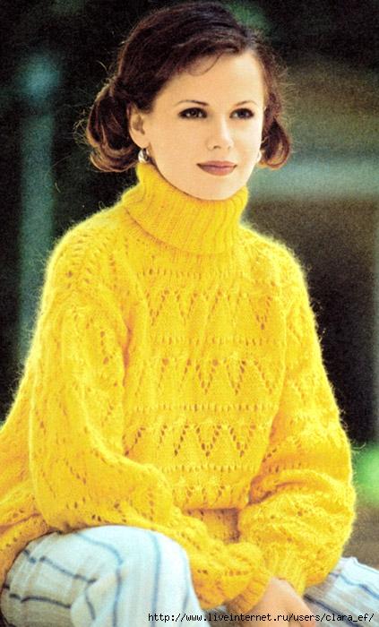 Итальянские свитера женские