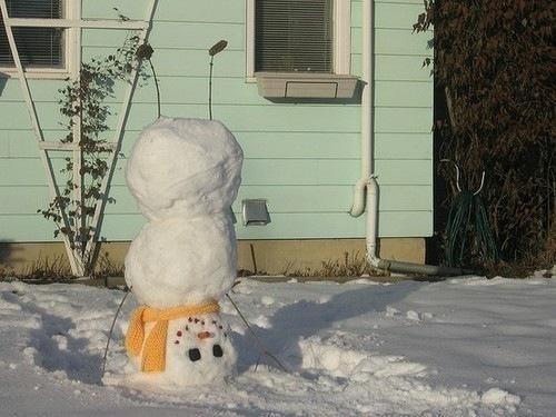 снеговик (500x375, 63Kb)
