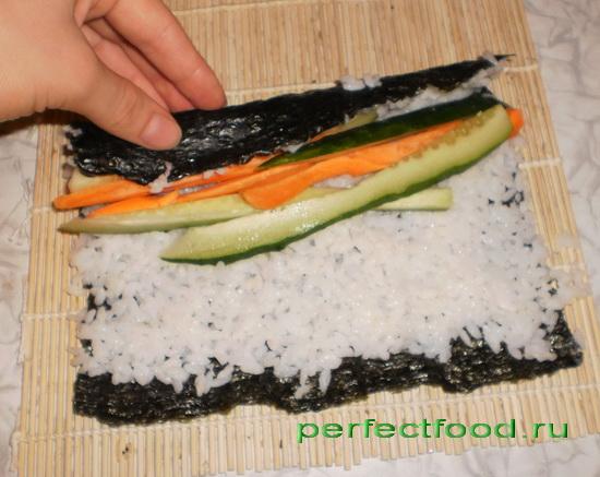 Роллы суши своими руками рецепты