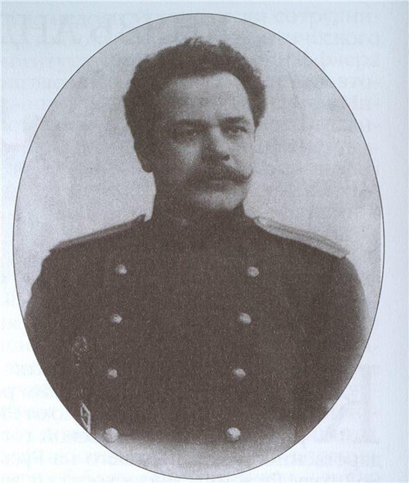 Андрей Григорьевич Гагарин