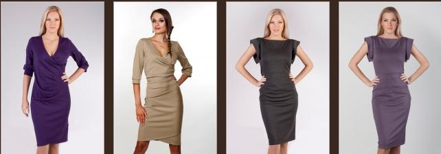 Женские платья в интерент магазине Alisafashion.ru. Модные платья из трикотажа оптом и в розницу (642x225, 208Kb)