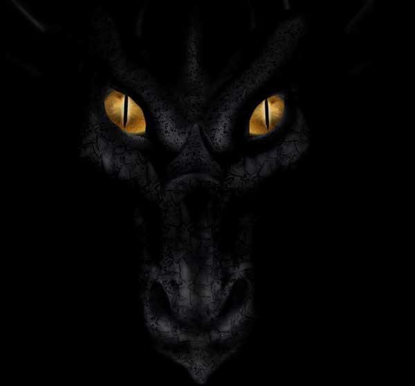 cool-black-dragon-fiery (600x557, 13Kb)