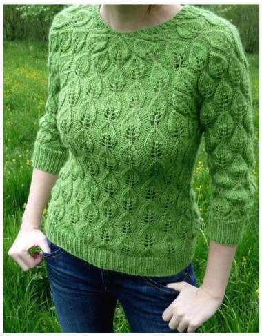 Шорты юбки вязание спицами