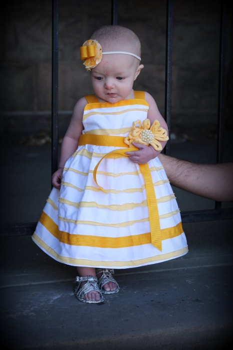 Простое красивое платье своими руками 7