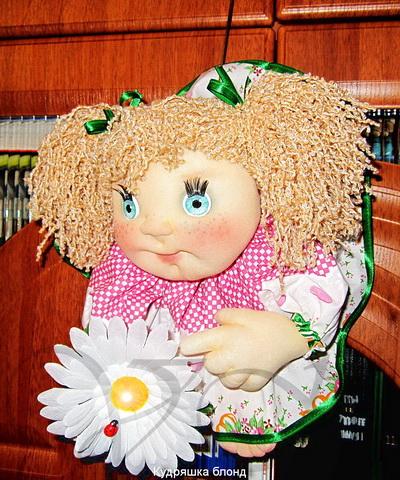 Куклы Шитьё Попики Капрон Ткань фото 2.