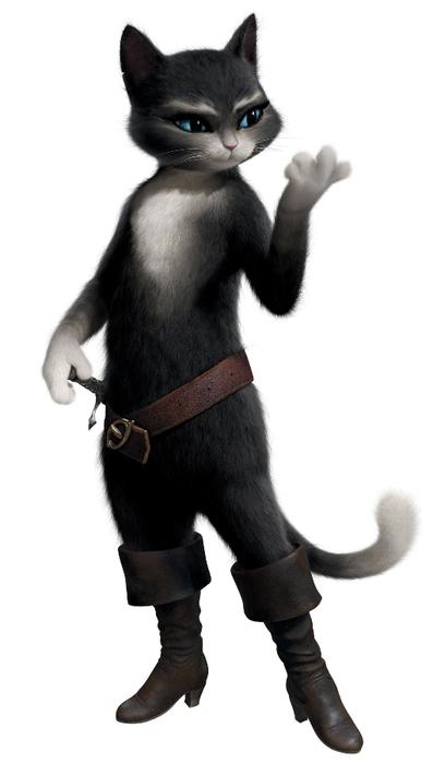 аватарки кот в сапогах: