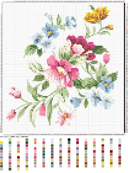 Цветы (519x700, 425Kb)