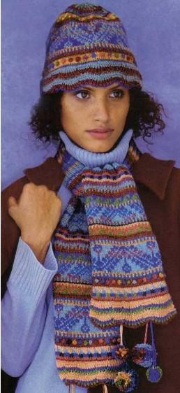 Красивая шапка и шарф с шикарным орнаментом-для любителей жаккарда/4683827_20111230_182339 (258x562, 51Kb)