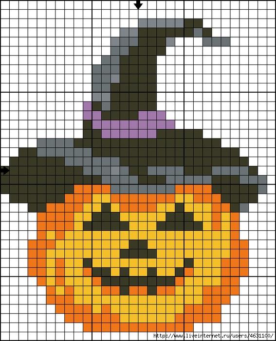 хеллоуин (567x700, 261Kb)
