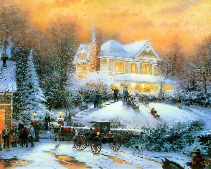 Thomas Kinkade (27) (700x560, 92Kb)