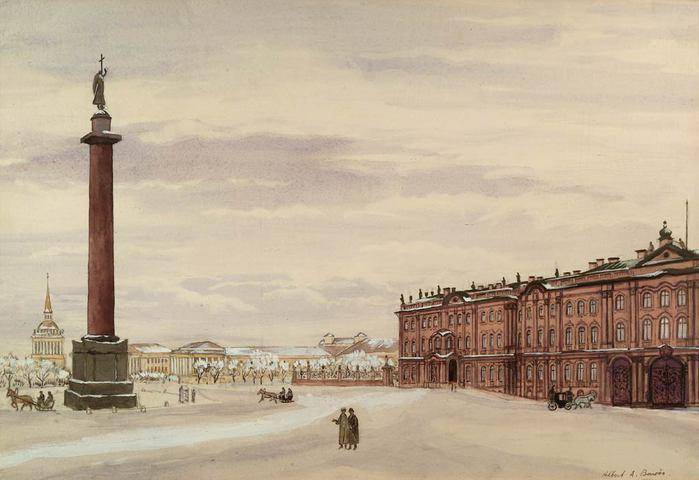 Дворцовая площадь (700x480, 41Kb)