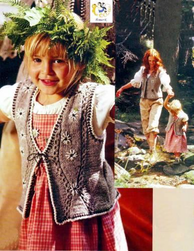 """На нашем женском сайте  """"Дамочка """" Вы постоянно отыщите публикацию - вязание для подростков девочек жилеты..."""
