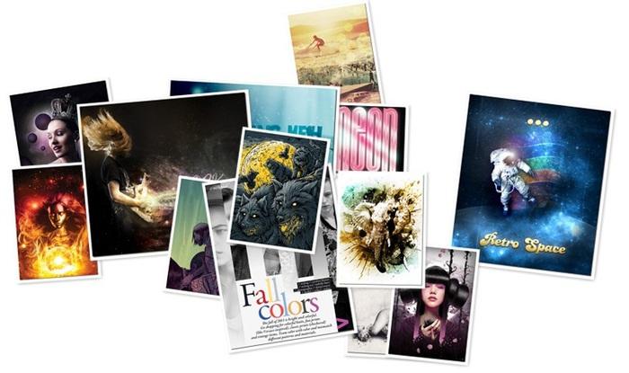 50 лучших уроков Фотошопа от журнала Photoshopwebsite