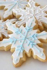 печенье снежинка1 (164x245, 10Kb)