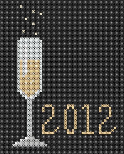 champagne-free-chart-stitched (401x497, 175Kb)
