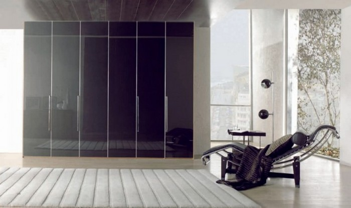 Современные шкафы купе люкс-класса