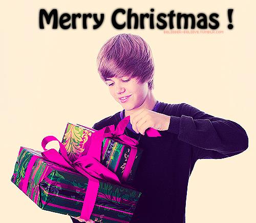 Бибер 2012 Рождество