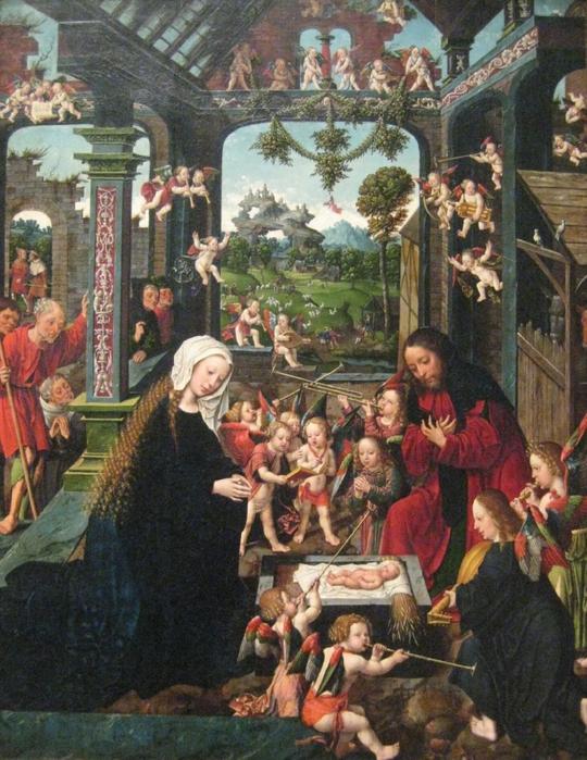 4000579_Adoration_of_the_Christ_Child (540x700, 334Kb)