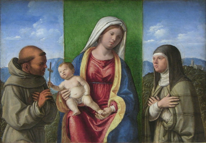 Madonna_and_Child_with_Saints_Francis_and_Clare,_Metropolitan_Museum_New_York_City (700x486, 105Kb)