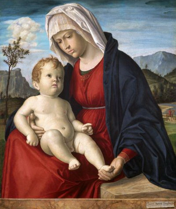 Madonna_con_bambino_-_National_Museum_Cardiff (587x700, 110Kb)