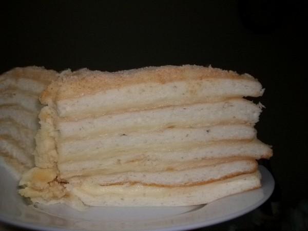 Коржи для торта из творога рецепты с фото