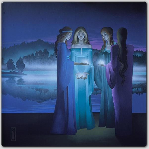 Свечение Меженова Татьяна (602x600, 36Kb)