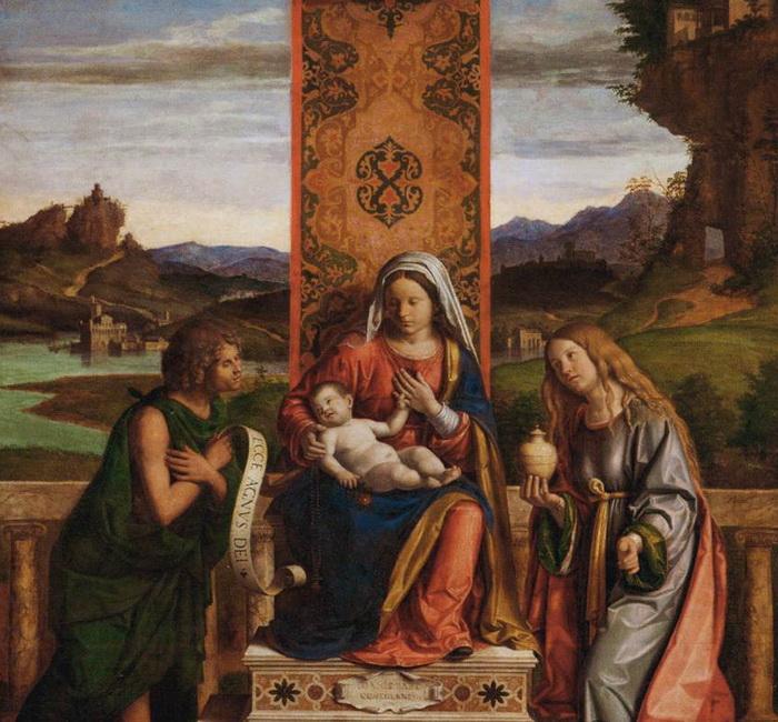 Cima_da_conegliano,_madonna_in_trono_con_santi,_louvre (700x650, 180Kb)