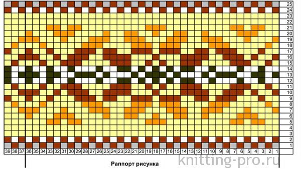 орнамент №2 (600x338, 129Kb)
