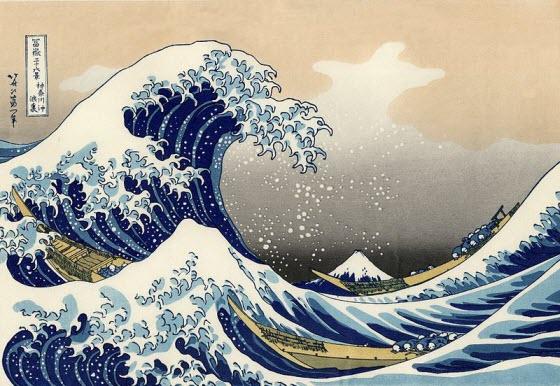 «Большая волна в Канагава» (560x386, 76Kb)