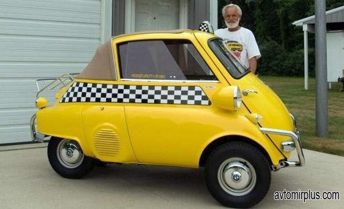 Разнообразный дизайн и фото такси со всех концов света