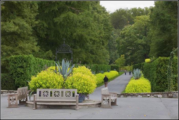 Сады Лонгвуда, Пенсильвания, США. 59300