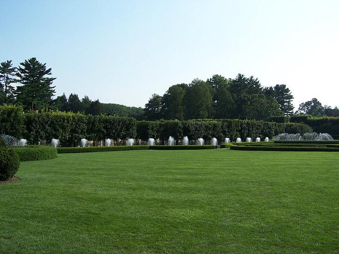 Сады Лонгвуда, Пенсильвания, США. 17591