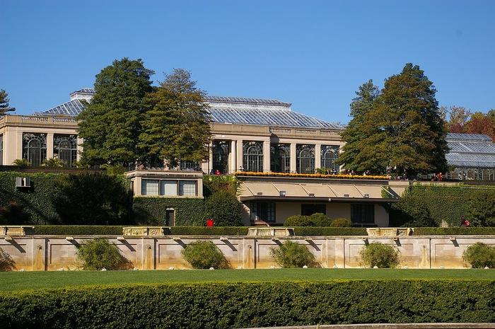 Сады Лонгвуда, Пенсильвания, США. 62364