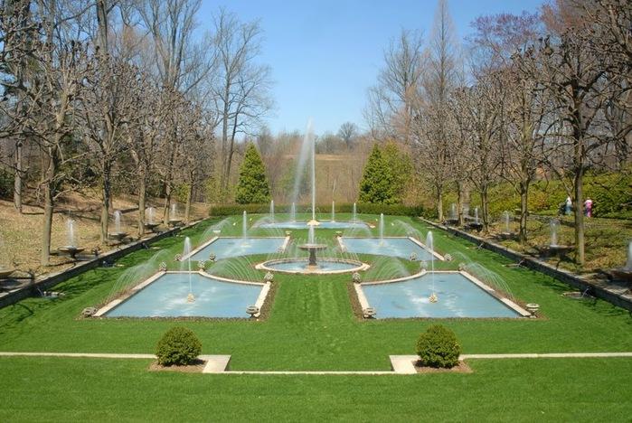 Сады Лонгвуда, Пенсильвания, США. 18287