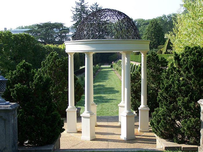 Сады Лонгвуда, Пенсильвания, США. 83197
