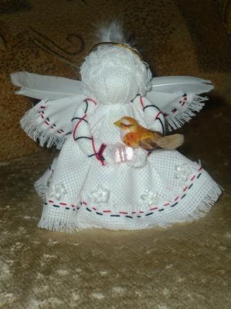Фото ангелочки своими руками
