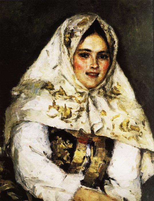 Сибирская красавица. Портрет Е.А.Рачковской 1891 (537x700, 163Kb)