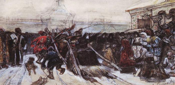 Боярыня Морозова 1. 1881-1884 (700x340, 107Kb)