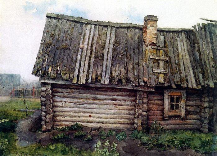 Изба. 1873 (700x505, 163Kb)