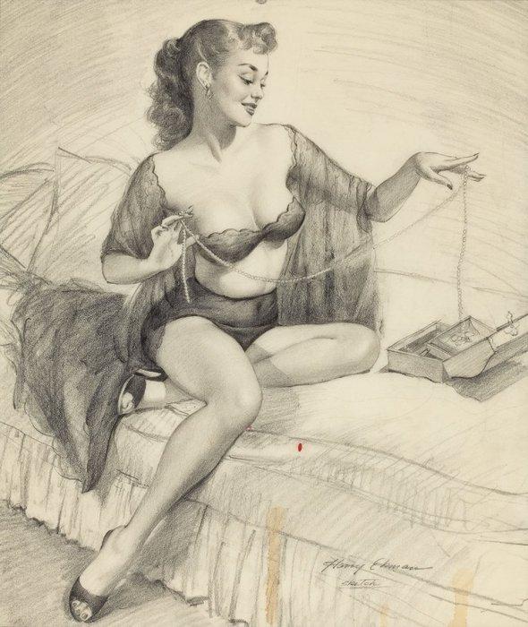 черно белые рисунки карандашом: