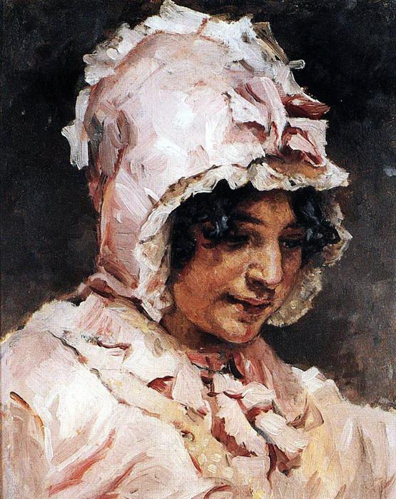 Итальянка. 1884 (555x700, 173Kb)