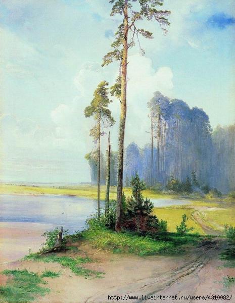 Лесной пейзаж отзывы