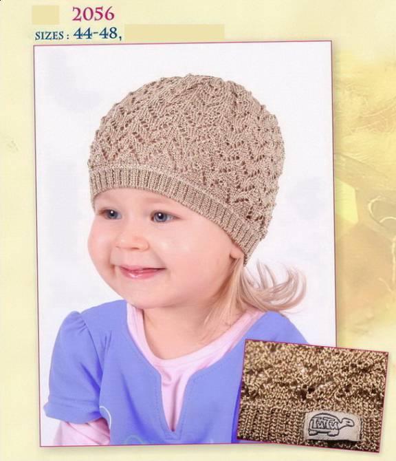 Дизайнерские весенние шапочки