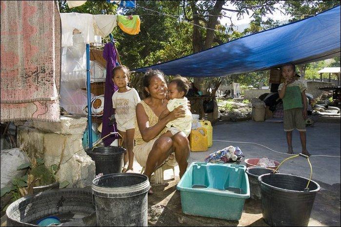 Новый год в восточном тиморе