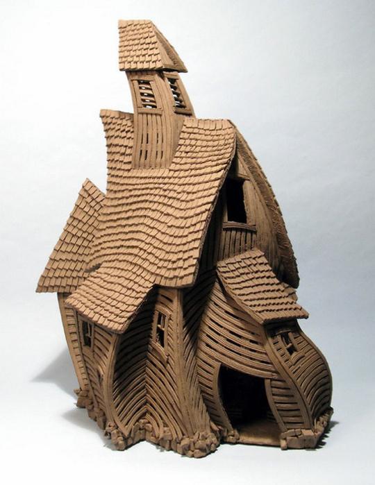 Креативная лепка от John Brickels